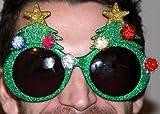 Weihnachten Sun Glasses Lustige Festive Secret Santa Geschenke [Spielzeug]